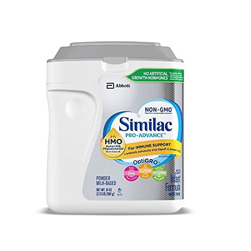 Product of Similac Pro-Advance Powder Infant Formula With Iron, With 2'-Fl Hmo (34 Oz.) - Baby Formula [Bulk Savings]