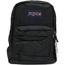 Jansport Superbreak Backpack, Black (T936)