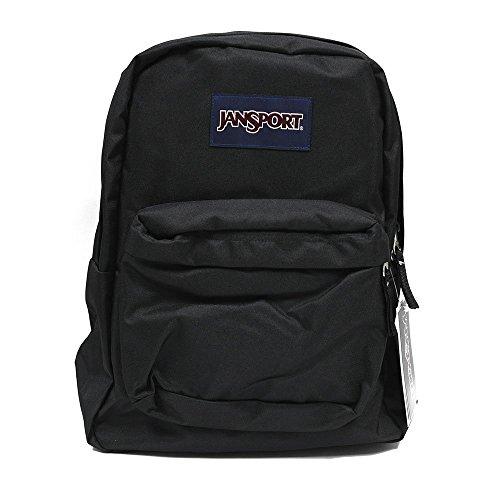 Jansport Superbreak Backpack, Black T936