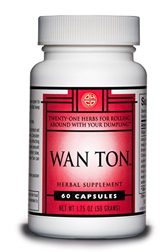 OHCO Wan Ton – Alternative Medicine Herbal Supplement for Sexual Wellness, Libido, Enhanced Sexual Energy, Intimacy, Depression and Stress Support – Natural Remedy for Men and Women {60 Capsules}