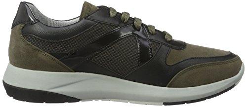 Stonefly 86 Man Force Mude 1 Herren Sneakers Braun ww76zq