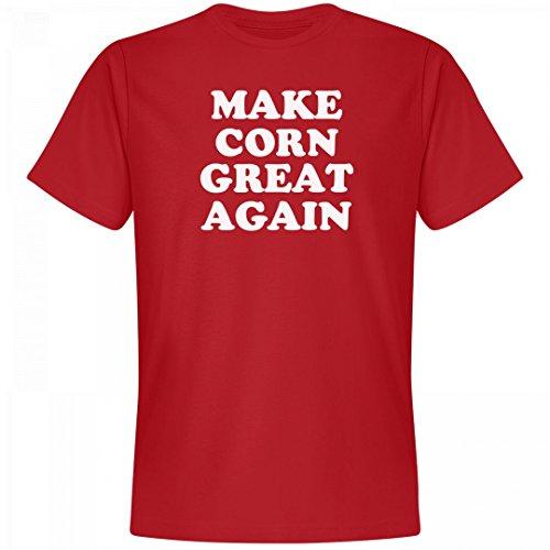 Org Corn (FUNNYSHIRTS.ORG Make Corn Great: Unisex Next Level Premium T-Shirt)