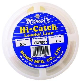 Momoi 51050 Hi-Catch Leader Line (Catch Coils Hi Leader)
