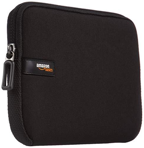 AmazonBasics 7-Inch Tablet Sleeve Case, 5-Pack