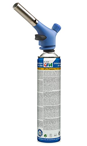CFH 52132 Profi-Handlötgerät TS1800 1 Stück 330 g Propangasdose
