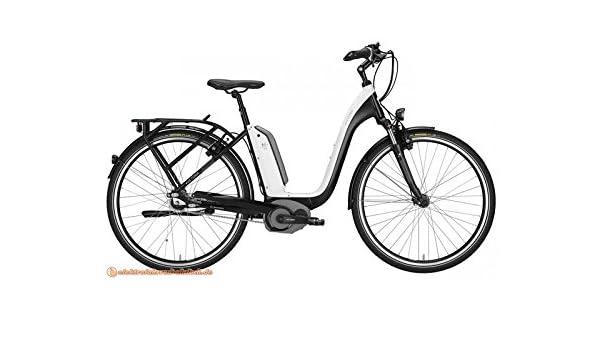 Victoria e-Manufaktur 9.4 - Bicicleta eléctrica con motor Bosch (250 W, 36 V, 11 Ah, 400 WH, marco de 49 cm): Amazon.es: Deportes y aire libre