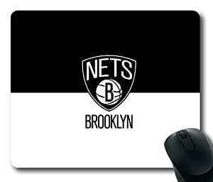 Customizablestyle Brooklyn Nets Mousepad, Customized Rectangle DIY Mouse Pad by ruishername