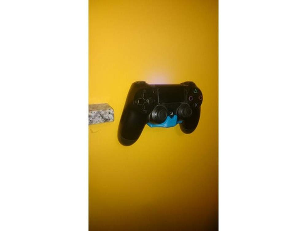 Durable /& Sleek Design 12 Colors Sony PlayStation 4 PS4 Controller Wall Mount