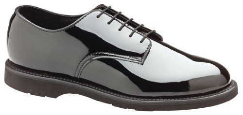 Thorogood Women's Poromeric Dress Oxfords,Black,7.5 M