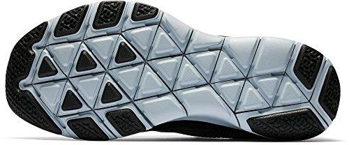 Nike Oakland Raiders Gratis Tränare V7 Nfl Samling Skor - Storlek Mens 11 M Oss