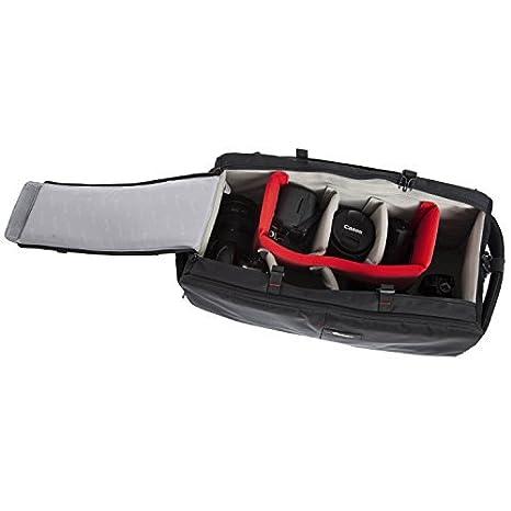 g-raphy Pro réflex digital y cámara de vídeo equipaje Caso (negro ...