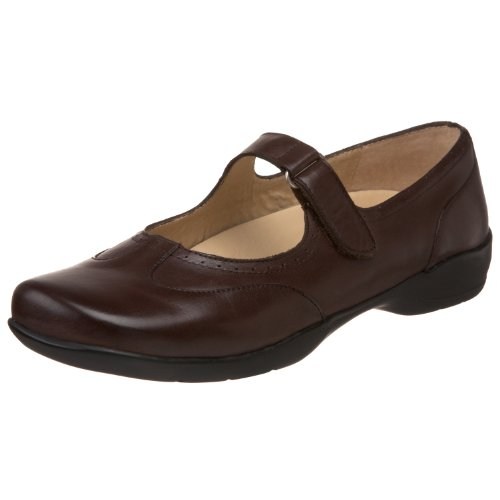 Brown Black Calf Dark Leather Nika BeautiFeel Women's x4TFpFP