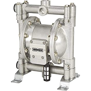 Amazon com: Roughneck Air-Operated Double Diaphragm Pump