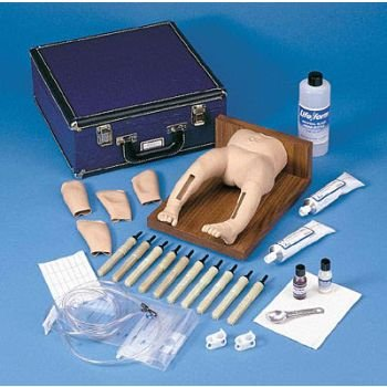 Nasco Life/form Intraosseous Infusion Simulator Skin Replacement Kit - Model LF01110U - Pkg of 2