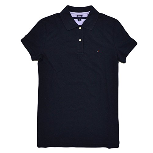 Relaxed Fit Short Sleeve Polo Shirt - 9