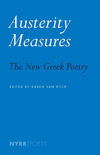 Austerity Measures: The New Greek Poetry (New York Review Books Poets)