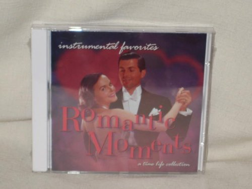 Romantic Moments - Instrumental Favorites - A Time Life Collection - CD 1996 - 1996 Life