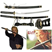 Kill Bill Hattori Hanzo DEMON Sword - Gold Edition