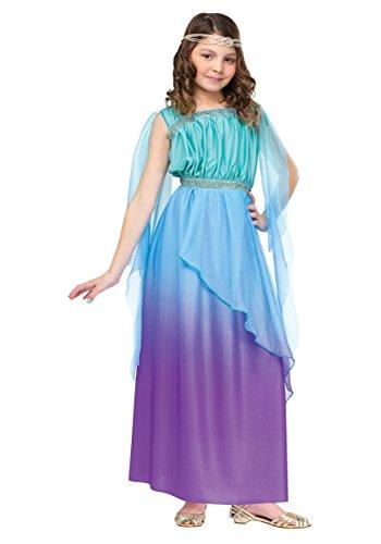 [Mythical Goddess Kids Costume] (Greek Costumes For Girls)