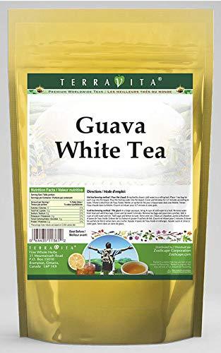 Guava White Tea (50 Tea Bags, ZIN: 530319) by TerraVita