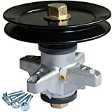 boeray Lawn Mower Spindle Assenmbly Replace MTD 918-04124A 618-04124A Oregon 82-402 Rotary 13001 Stens 285-846 Cub Cadet Tractor LT Series 42' Deck TSB 602-0088 80-12-010 30-918-04124 with Bolts