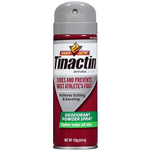 Tinactin Antifungal Aerosol Deodorant Powder product image