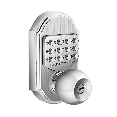 Bravex Keyless Entry Keypad