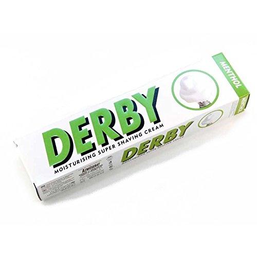 Derby Shaving Cream Menthol 100g 3.5oz -