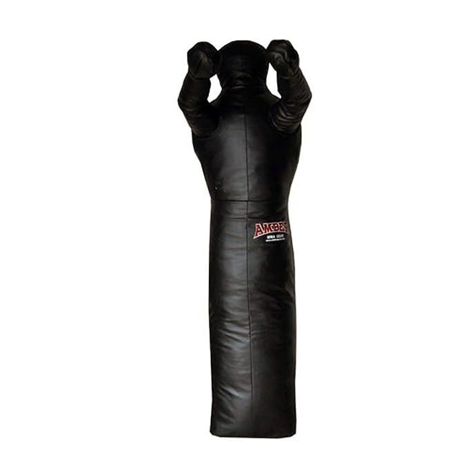 Amazon.com: Amber Fight Gear MMA - Saco de boxeo con relleno ...