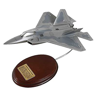 Mastercraft Collection Lockheed F-22 Raptor Model Scale:1/62