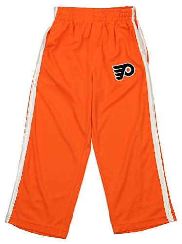 Outerstuff NHL Youth Boys Philadelphia Flyers Goalie Mesh Pants, X-Large