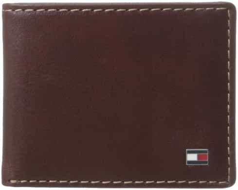 Tommy Hilfiger Men's Logan Passcase Wallet