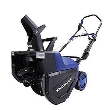 Snow Joe SJ627E 22 15-Amp Electric Snow Blower w/Headlight