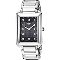 4a654c98f0bd Fendi Classico Black Dial Men s Stainless Steel Watch only  209.99 ...