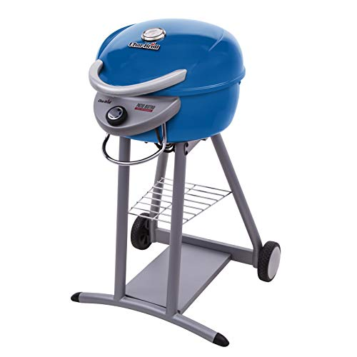 Char-Broil 20602122 Patio Bistro TRU-Infrared Electric Grill, Blue