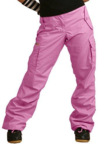 Pants Ufo (UFO's Girly Hipster Pant, Light Pink (X-Large))