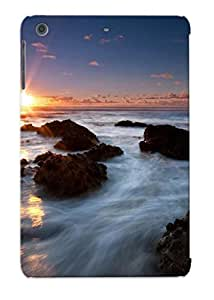 Durable Case For The Ipad Mini/mini 2 - Eco-friendly Retail Packaging(maori Bay ) by lolosakes