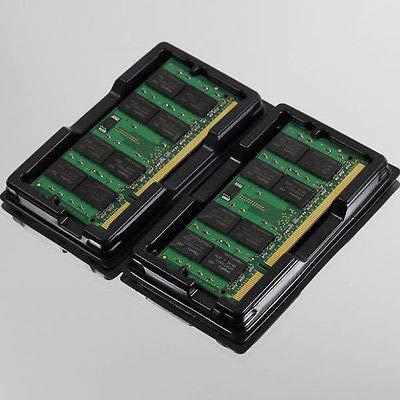 FidgetFidget Laptop Memory for DDR2 800 PC2-6400 800MHZ SO-DIMM Non-ECC Notebook 4GB 2x2G 2GB -