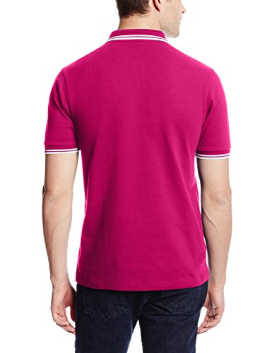 Fred Perry Men's Twin Tipped Shirt- Classic Fit