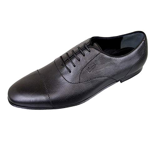 Gucci Men's Leather Oxford Shoes 258804 (13.5 G / 14.5 US, ()