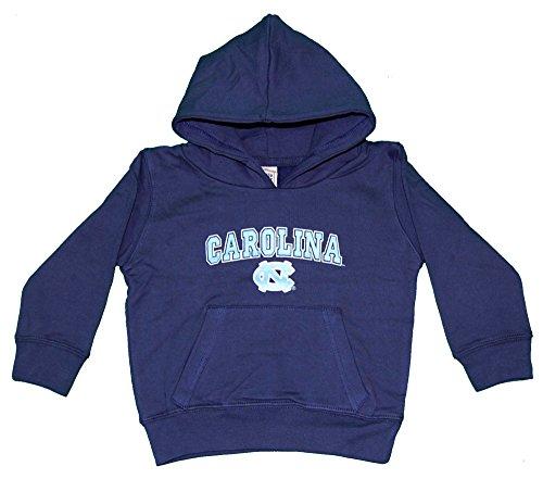 NCAA North Carolina Tar Heels Hooded Fleece Top, Youth Medium, Sky - Youth Carolina North Pullover Fleece