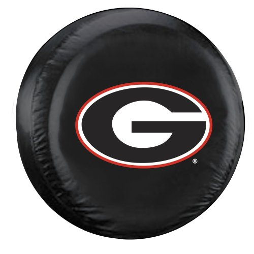 NCAA Georgia Bulldogs Tire Cover (Team Tire)