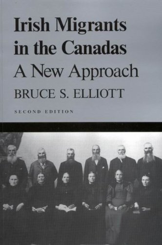 Irish Migrants in the Canadas: A New Approach, Second Edition