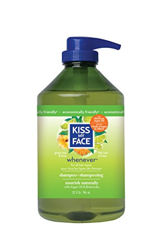 kiss-my-face-whenever-shampoo-green-tea-lime-value-size-32-ounce
