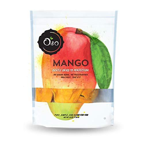 Oso Snacks Dried Mango