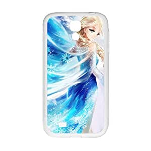 Happy Frozen Princess Elsa Cell Phone Case for Samsung Galaxy S4