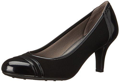 Lifestride Womens Petunia Dress Pump Black