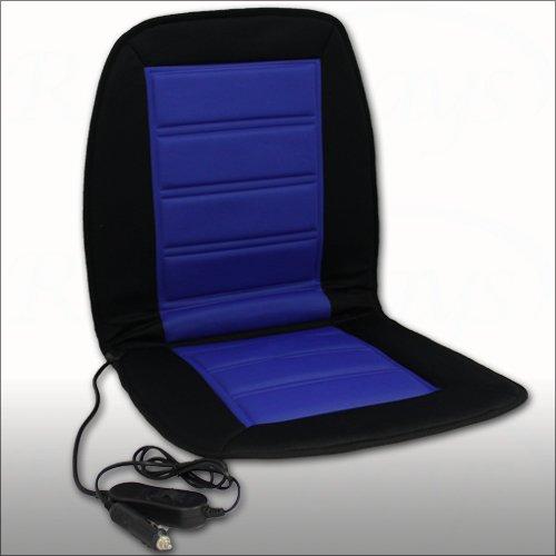 Auto Sitzheizung 12V mit 2 Heizstufen - Farbe Blau HP EUR