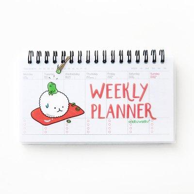 Amazon.com: UltraZhyyne – 1 PC Mini Sashimi Semana plan Memo ...