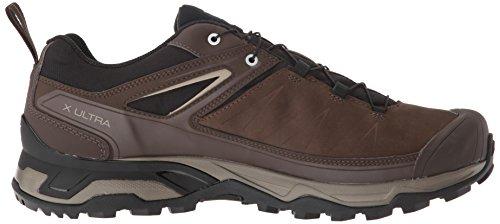 Salomon Trail Ultra Gtx De Shoes Chaussures 3 X Delicioso Homme Ltr bunge Brown qSvrxSwX